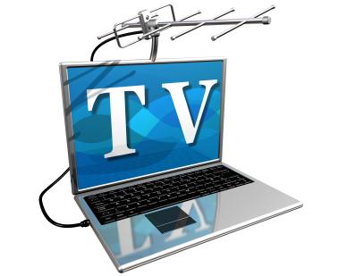 TV On Laptop